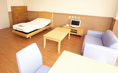 サービス付き高齢者向け住宅 みどりの丘(三重県員弁郡東員町)イメージ