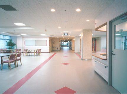 老人保健施設いのこし(愛知県名古屋市名東区)イメージ
