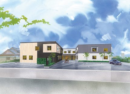 サービス付き高齢者向け住宅 ゴールドエイジ小生(三重県四日市市)イメージ