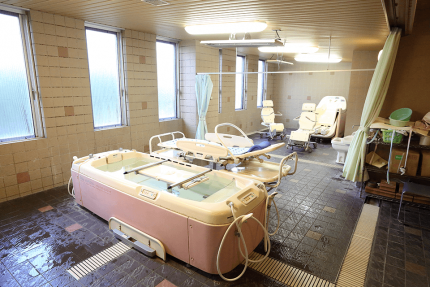 介護老人保健施設 サンテラスながとみ(大分県大分市)イメージ