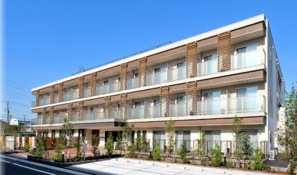 介護付き有料老人ホーム コンシェール舞浜(千葉県浦安市)イメージ