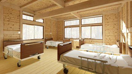 住宅型有料老人ホーム AGRI CARE GARDEN かすみがうら (茨城県かすみがうら市)イメージ