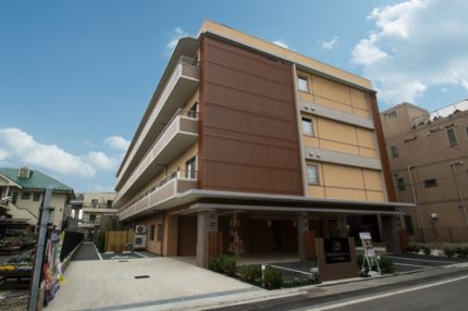 介護付き有料老人ホーム イリーゼ中浦和(埼玉県さいたま市南区)イメージ