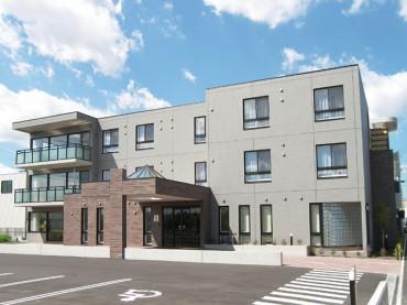 介護付有料老人ホーム グッドタイムホーム米里(北海道札幌市白石区)イメージ