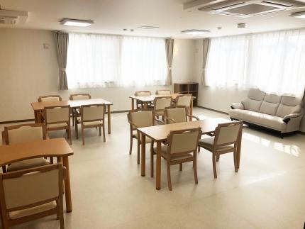 介護付有料老人ホーム ふれあいの里 華仙(北海道江別市)イメージ