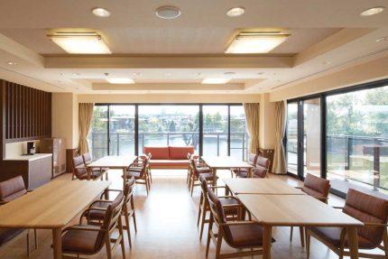介護付有料老人ホーム ベルパージュ奈良あやめ池ケアレジデンス(奈良県奈良市)イメージ