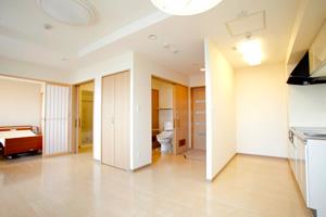 介護付有料老人ホーム ラ・デュース中島(北海道恵庭市)イメージ