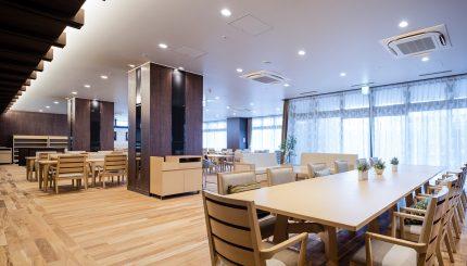 サービス付き高齢者向け住宅 オウカス 幕張ベイパーク(千葉県千葉市美浜区)イメージ
