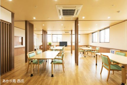 サービス付き高齢者向け住宅 あかり苑西庄(和歌山県和歌山市)イメージ