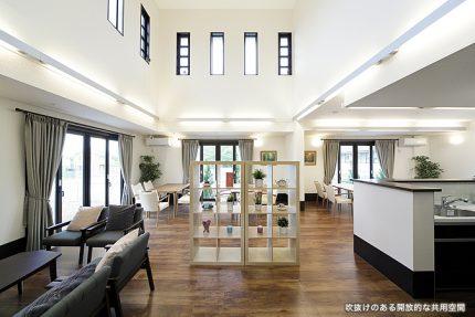 サービス付き高齢者向け住宅 ハーウィル東大宮(埼玉県上尾市)イメージ