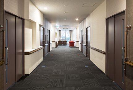 サービス付き高齢者向け住宅 グリーンビレッジ大里(埼玉県大里郡寄居町)イメージ