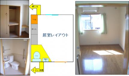介護付有料老人ホーム すくも高齢者住宅 菜の花(高知県宿毛市)イメージ
