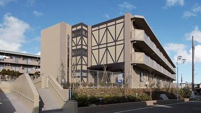 介護付有料老人ホーム そんぽの家 つきみ野(神奈川県大和市)イメージ