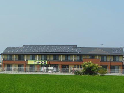 サービス付き高齢者向け住宅 ワールドステイいかるぎ(栃木県足利市)イメージ