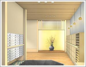 サービス付き高齢者向け住宅 ここあ草津ステーション( 滋賀県草津市)イメージ