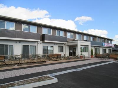サービス付き高齢者向け住宅 家族の家ひまわり黒磯(栃木県那須塩原市)イメージ