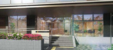 介護付有料老人ホーム 東急ウェリナケア旗の台(東京都大田区)イメージ