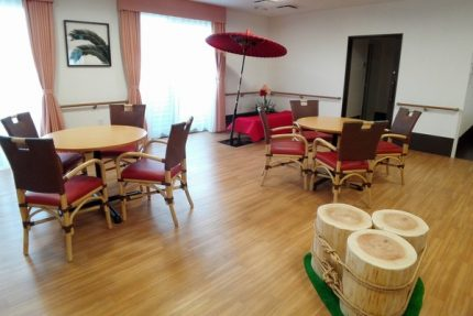 サービス付き高齢者向け住宅 家族の家ひまわり矢板(栃木県矢板市)イメージ