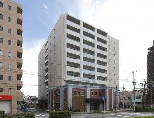 サービス付き高齢者向け住宅 グランドマスト横浜浅間町(神奈川県横浜市西区)イメージ