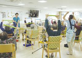 介護付有料老人ホーム サニーステージ二俣川(神奈川県横浜市旭区)イメージ