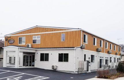 サービス付き高齢者向け住宅 シニアホームみさか(福島県白河市)イメージ